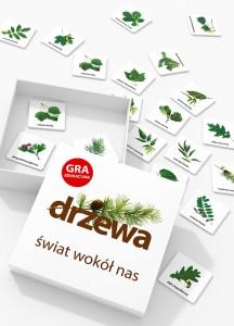 DRZEWA. ŚWIAT WOKOŁ NAS grafika jacobsony.pl