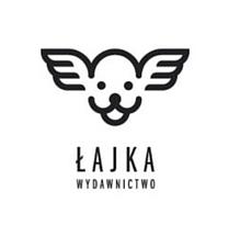 logo wydawnictwo łajka